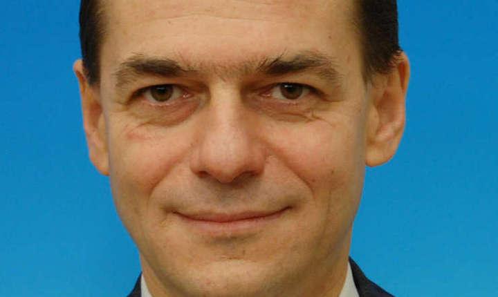Ludovic Orban (Sursa foto: www.cdep.ro)