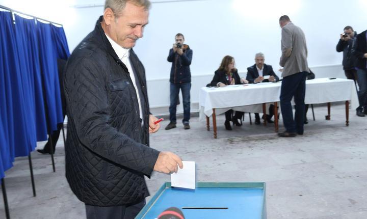 Preşedintele PSD, Liviu Dragnea (Foto: www.psd.ro)