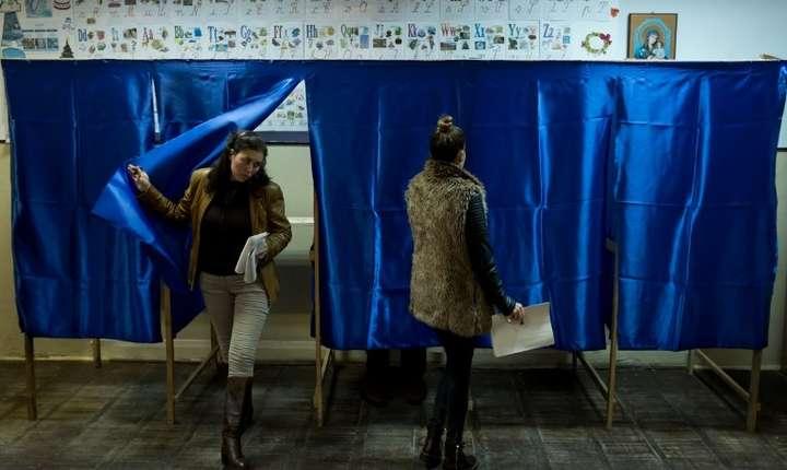 PNL a greşit la alegeri, declară Ludovic Orban (Foto: arhivă AFP/Andrei Pungovschi)