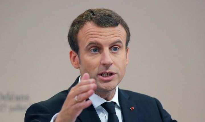 Emmanuel Macron, presedintele Frantei, face un turneu în Europa Centralà si de Est între 23 si 25 august 2017