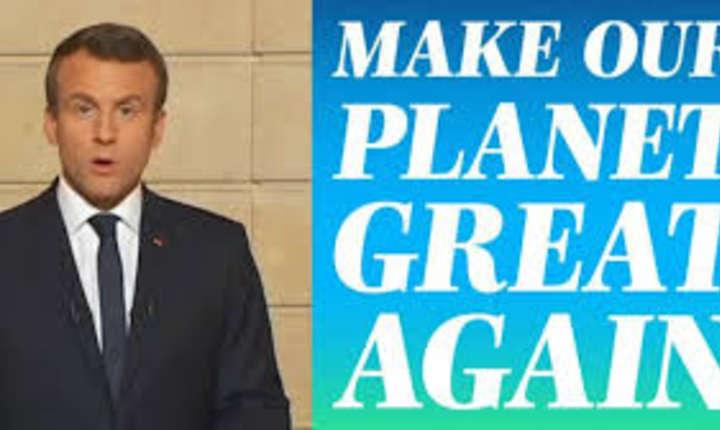 Zeci de şefi de stat şi de guvern participă la summitul dedicat climei la Paris de presedintele Emmanuel Macron