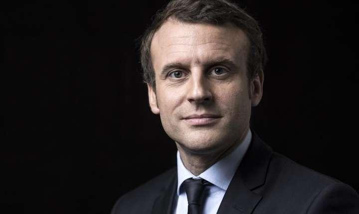 Emmanuel Macron, candidat independent de centru, la prezidentialele din 23 aprilie
