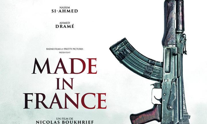 """Afisul filmului """"Made in France"""""""