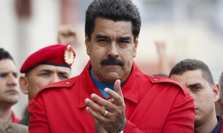 Nicolas Maduro, presedintele Venezuelei