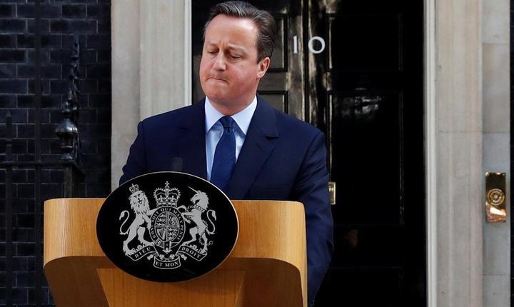 Premierul britanic, David Cameron (Foto: Reuters/Stefan Wermuth)
