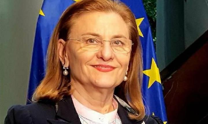 Maria Grapini o critică pe Codruța Kovesi (Sursa foto: Facebook/Maria Grapini)