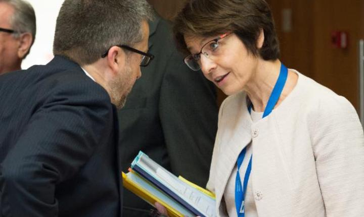 Marianne Thyssen, comisar european al muncii
