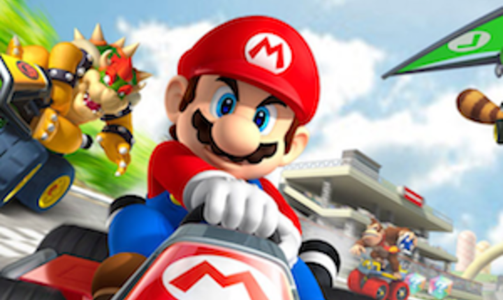 Personajul Mario, vedeta jocurilor Nintendo