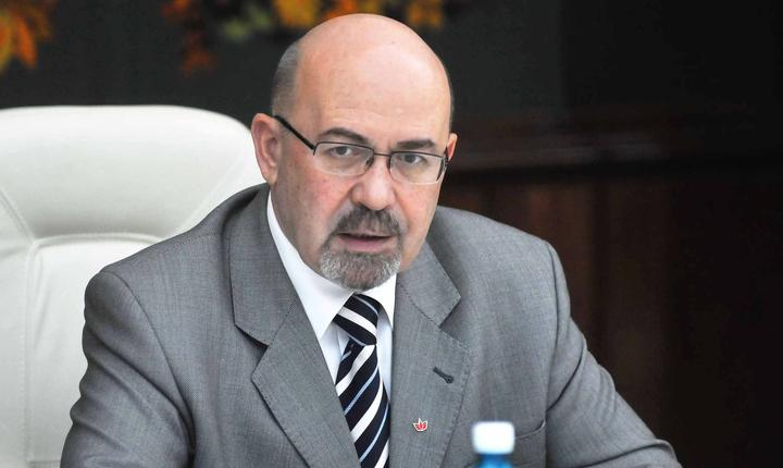Senatorul UDMR, Marko Bela