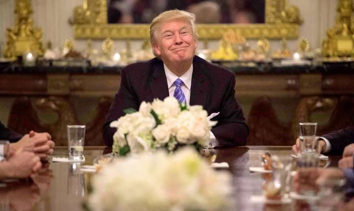 Donald Trump sperie comunitatea ştiinţifică americană (Foto: AFP/Nicholas Kamm)