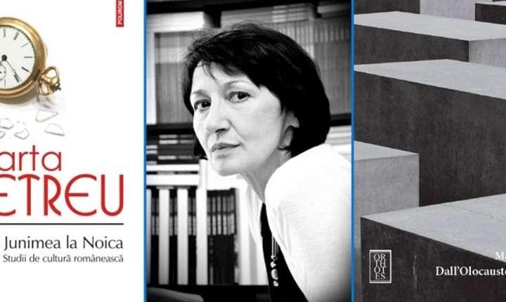 Marta Petreu - De la Junimea la Noica: Studii de cultură românească