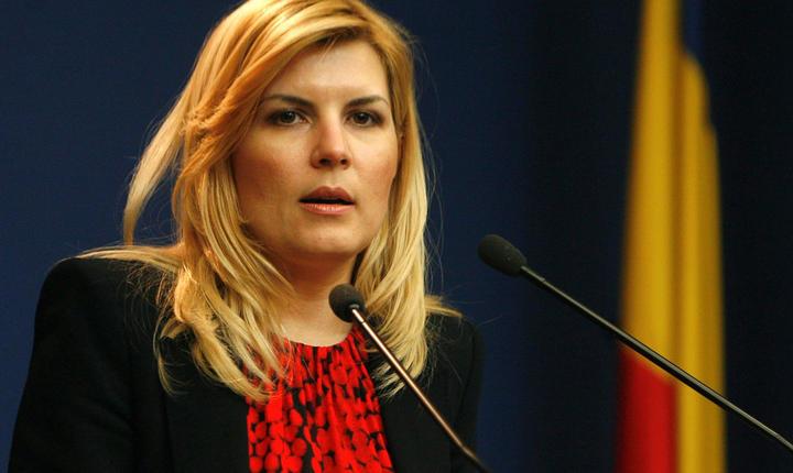 Deputatul Elena Udrea
