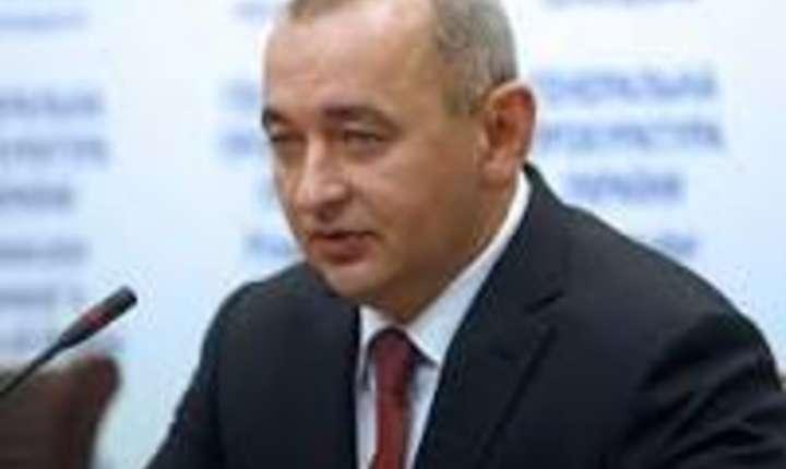 Procurorul militar șef al Ucrainei, Anatoli Matios