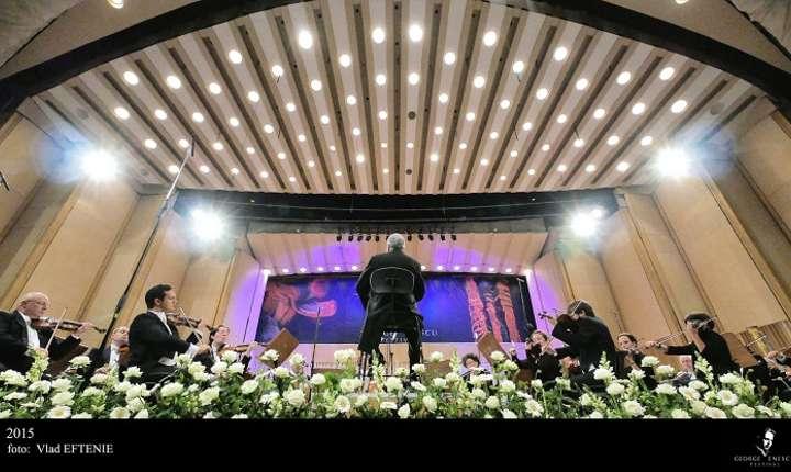 Zubin Mehta, Festival George Enescu 2015