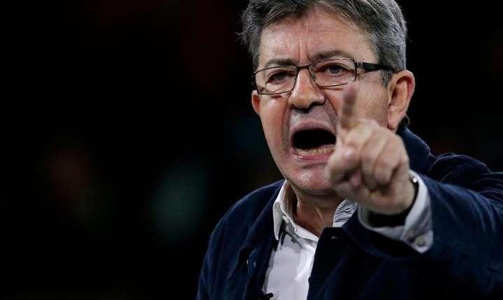 Candidatul extremei stângi, Jean-Luc Melenchon,a obținut în primul tur 20% din sufragii, fiind pe locul al patrulea