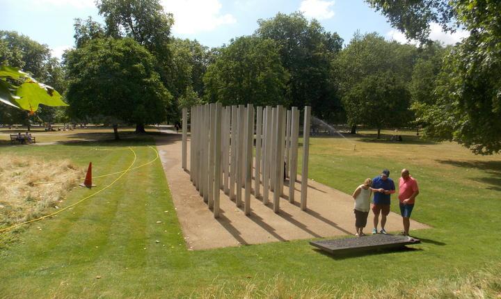 Memorialul victimelor din 7 iulie 2005