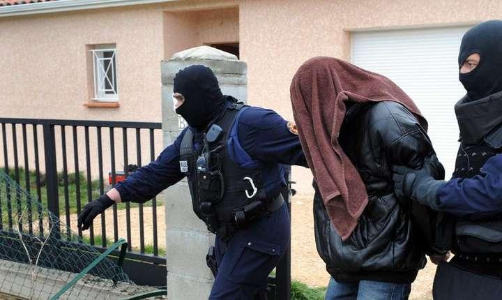 Arestarea lui Abdelkader Merah la Toulouse, în martie 2012