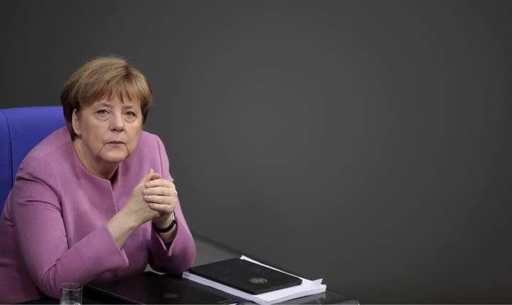 Cancelara germanà Angela Merkel va încerca sà-i transmità presedintelui SUA Donald Trump un mesaj pozitiv despre Europa