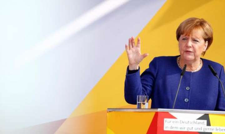 Angela Merkel a câștigat un al patrulea mandat de cancelar