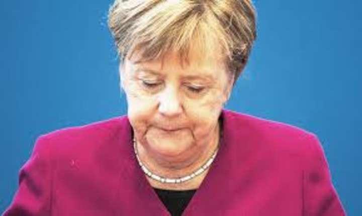 Angela Merkel renunţă la conducerea partidului creştin-democrat, consecinţă a scorului slab obtinut in alegerile din landul Hesa
