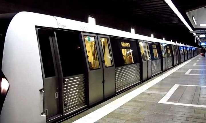 Metroul din Bucureşti