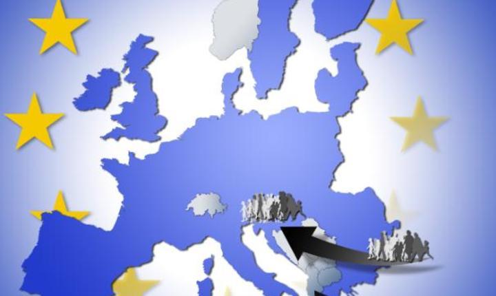 Migratia spre UE