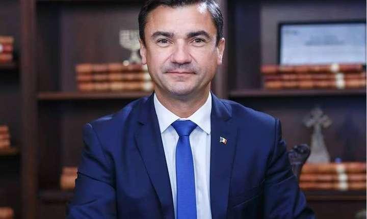 Primarul municipiului Iaşi, Mihai Chirica (Sursa foto: Facebook/Mihai Chirica)