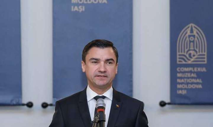 Mihai Chirica nu se simte dezarmat de sancţiunea primită în PSD (Sursa foto: Facebook/Mihai Chirica)