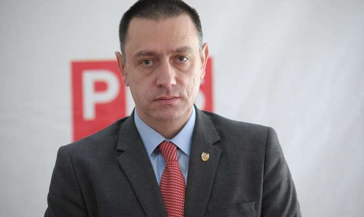 Mihai Fifor pleacă de la MApN (Sursa foto: www.fifor.ro)