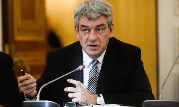 Guvernul Tudose rezista motiunii de cenzura