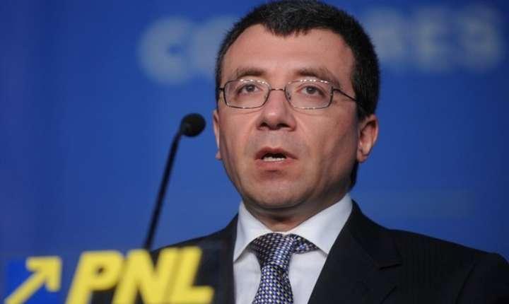 Deputatul liberal Mihai Voicu, trei ani de închisoare, cu suspendare (Sursa foto: www.pnl.ro)