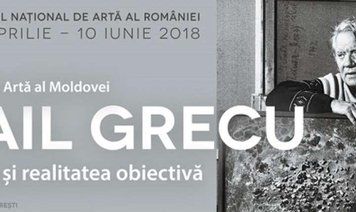 """Expoziția """"Mihail Grecu – Între metaforă și realitatea obiectivă"""" - MNAR, 2018"""