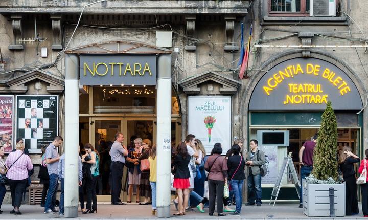 Teatrul Nottara îşi suspendă activitatea.