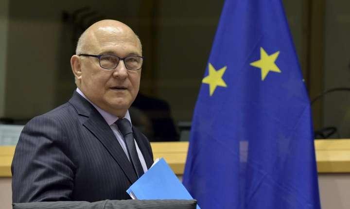 Ministrul francez al Economiei, Michel Sapin