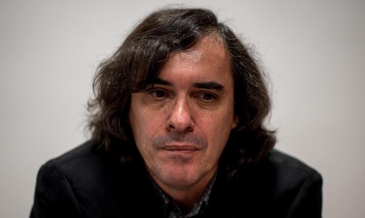 Scriitorul Mircea Cărtărescu