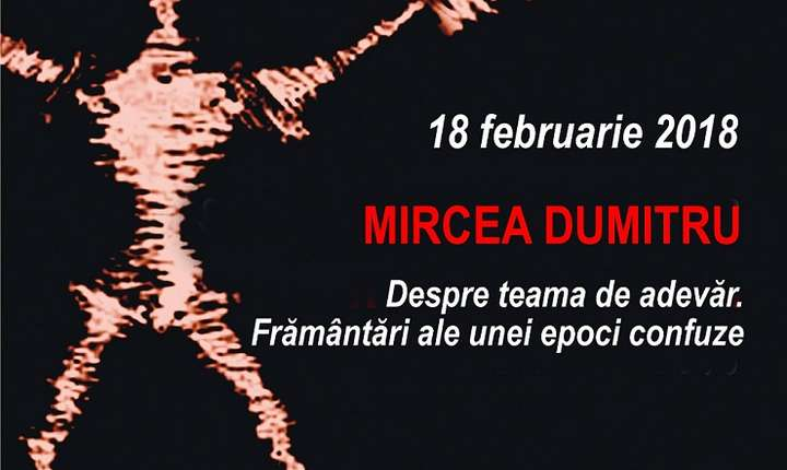 Conferințele TNB - Mircea Dumitru