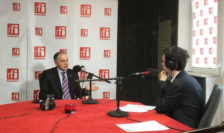 Mircea Geoană (Foto: arhivă RFI)