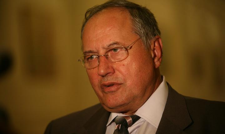 Viceliderul deputaţilor PNL, Mircea Toader