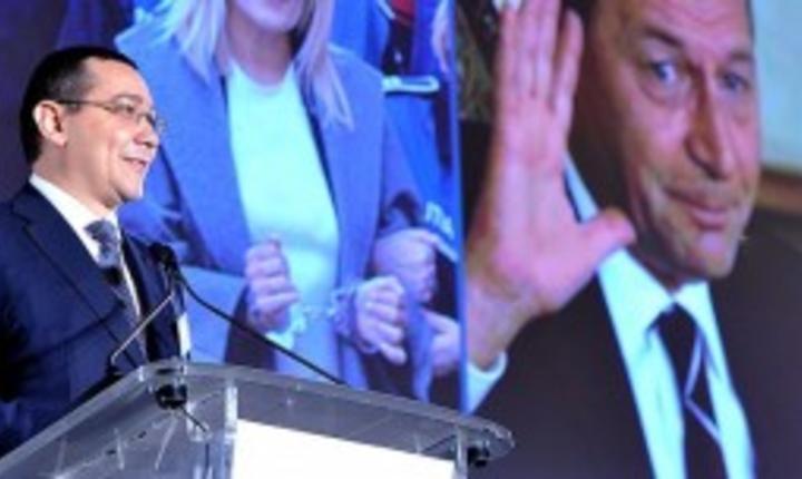 Preşedintele PSD, premierul Victor Ponta (Foto: www.psd.ro)