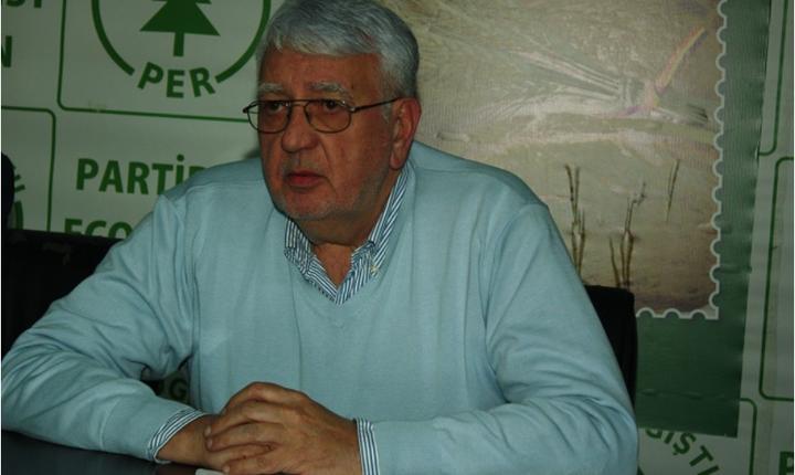 Mirică Dimitrescu, vicepreşedinte PER (Sursa foto: site PER)
