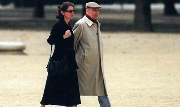François Mitterrand si Anne Pingeot