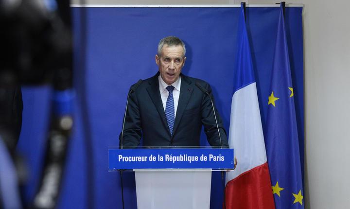 François Molins, procurorul Parisului, trage semnalul de alarmà