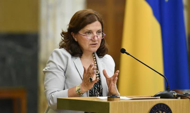 Ministrul Justiţiei, Raluca Prună (Sursa foto: Facebook/Raluca Prună)