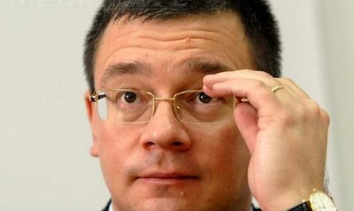Mihai Răzvan Ungureanu a fost validat prin vot de Parlament în funcţia de şef al SIE