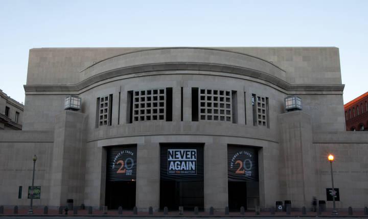 Muzeul Holocaustului de la Washington
