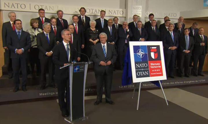 NATO aproba planul de consolidare a prezentei militare in Europa de Est