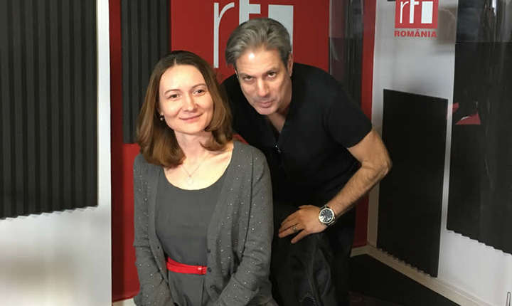 Nicolas Don et Adriana Record