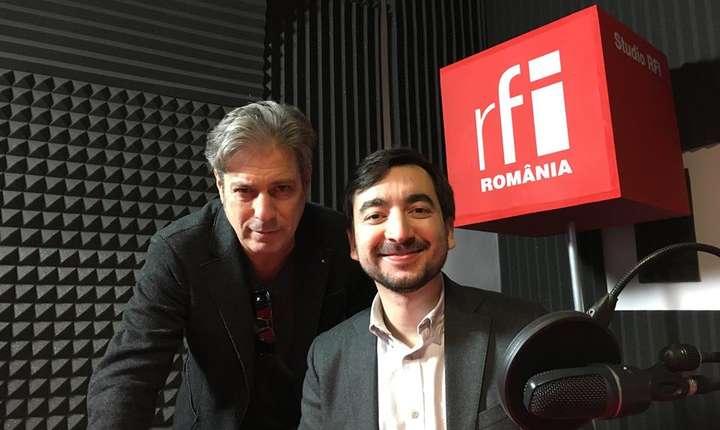Nicolas Don et Andrei Breahna