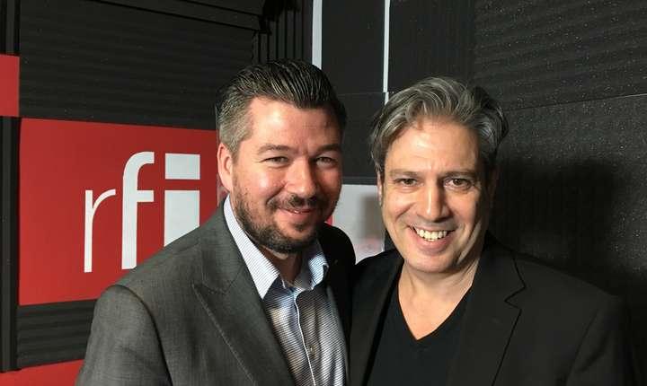 Bogdan Herea et Nicolas Don