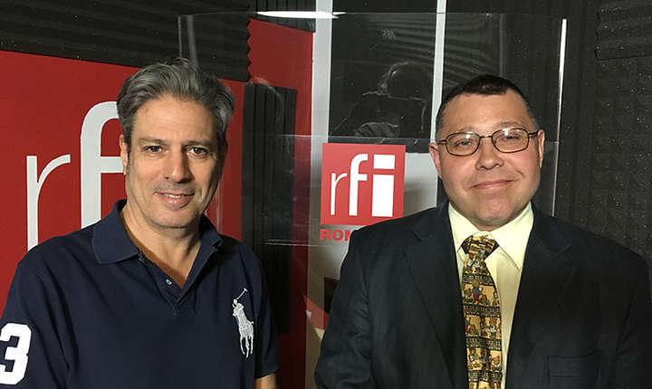 Nicolas Don et Christophe Midan